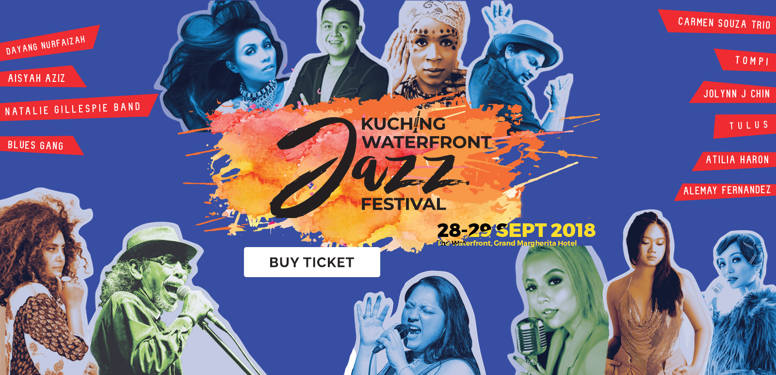 Kuching Waterfront Jazz Festival