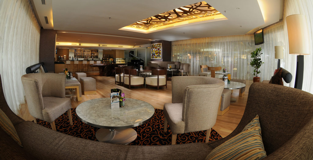 The Club Lobby Lounge